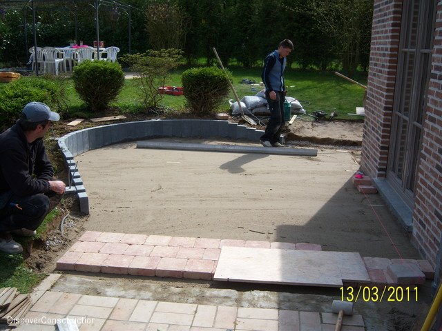 Terrasse ext rieur discoverconstruction for Entrepreneur terrasse